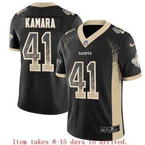 New Orleans Saints Alvin Kamara Drift Jersey
